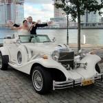 Trouwauto huren in Rotterdam