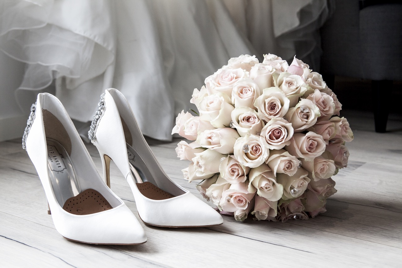 het organiseren van bruiloft